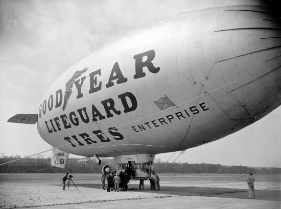 Goodyear Blimp Enterprise