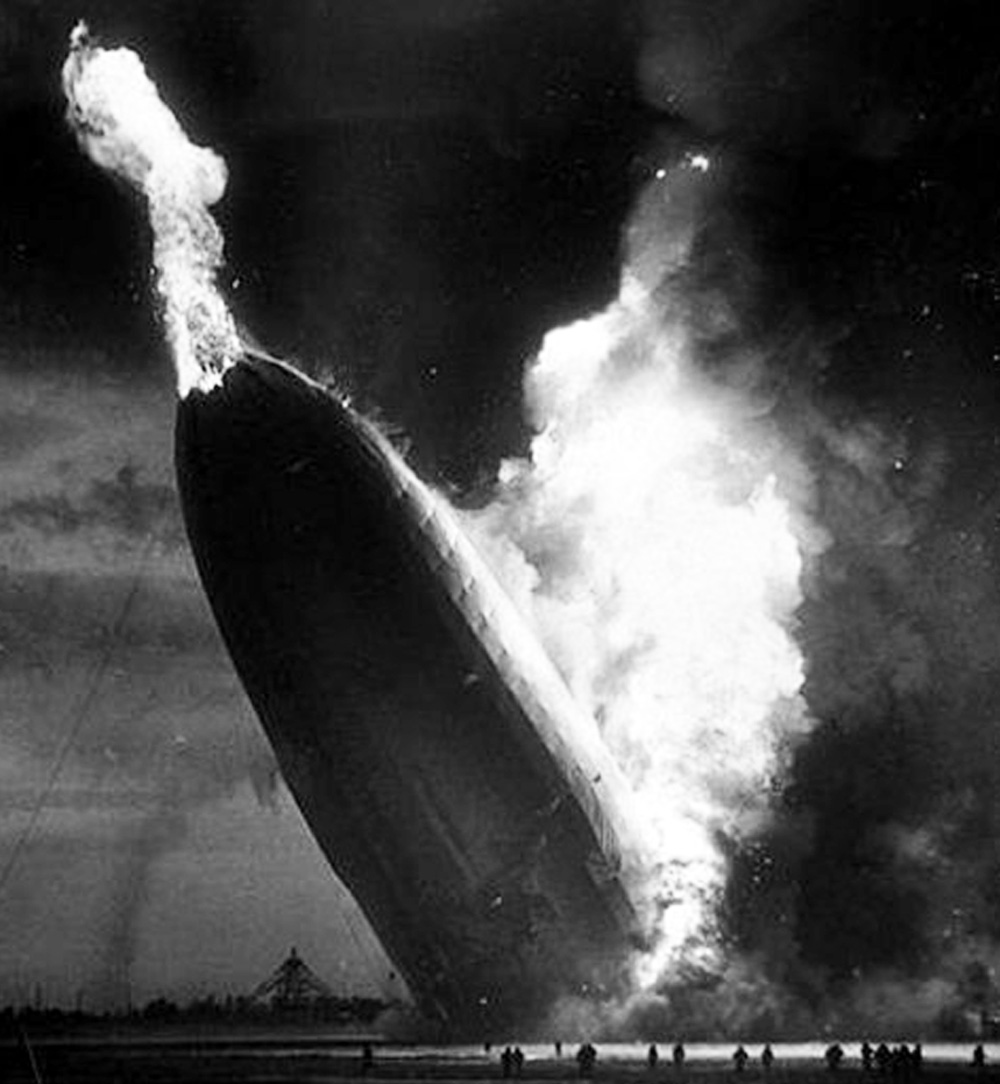 Image result for crash site of the hindenburg